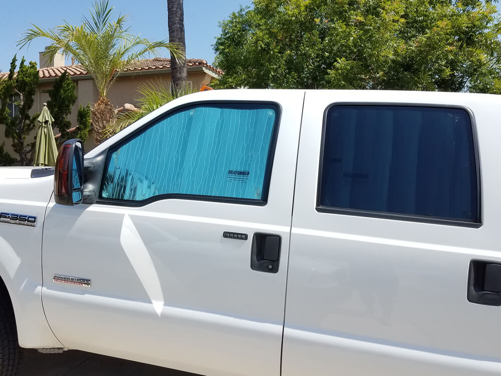 a025d5ef9c1e My brother referred me to Heatshield which he has for his Toyota Tacoma.  Great fit