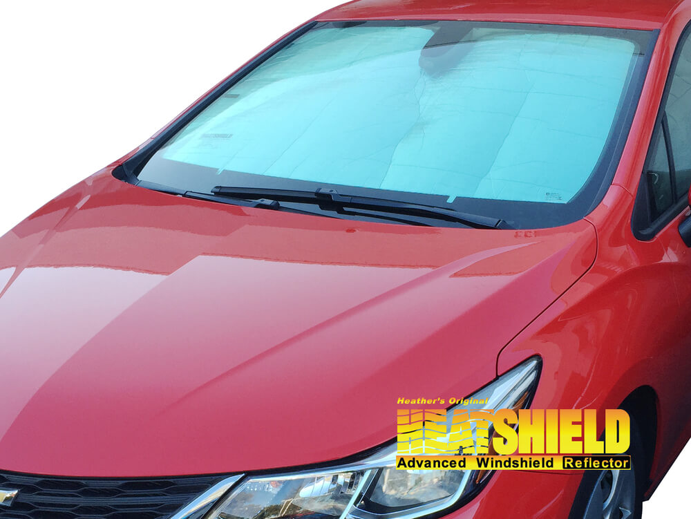 2017 Chevrolet Cruze Sedan Windshield Sun Shades Car