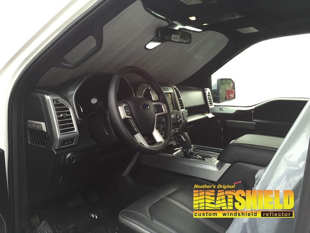 2018 Ford F-150 Extended Windshield Sun Shades   Car Window Shades 21935ea3a6b