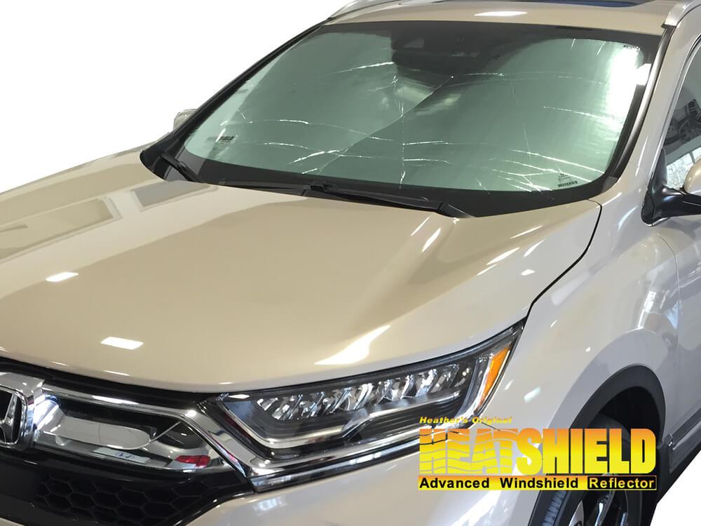 89475117b498 2018 Honda CR-V SUV Windshield Sun Shades   Car Window Shades