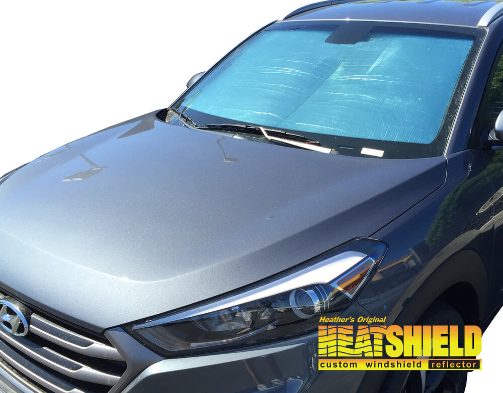 Set de Car Shades compatible avec Hyundai Tucson 2015-2018