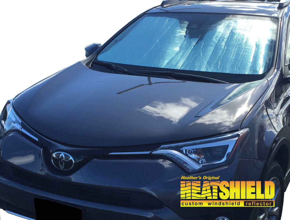 2018 Toyota Rav4 Suv Windshield Sun Shades Car Window