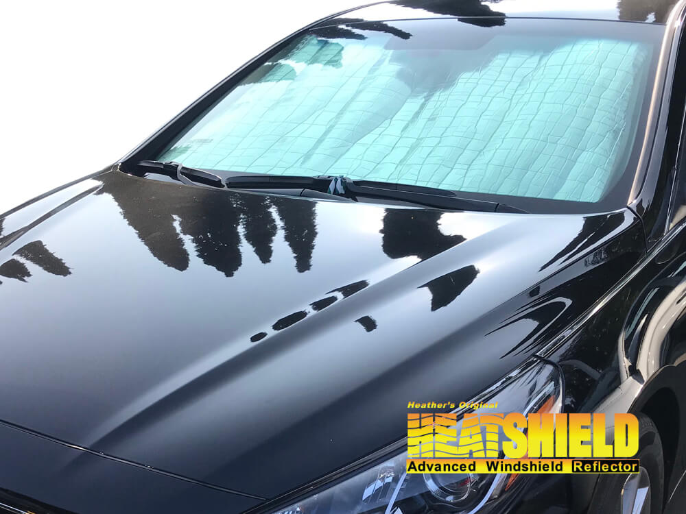 2018 Hyundai Sonata Sedan Windshield Sun Shades Car Window