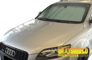 2016 Audi Q7 SUV Windshield Sun Shades 36f62344746