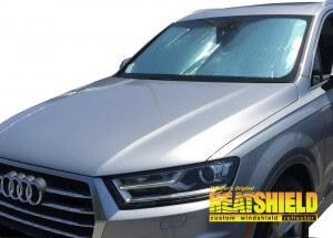 2018 Audi Q7 SUV Windshield Sun Shades 21ec94d030d